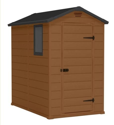 keter manor shed 4ft x 6ft