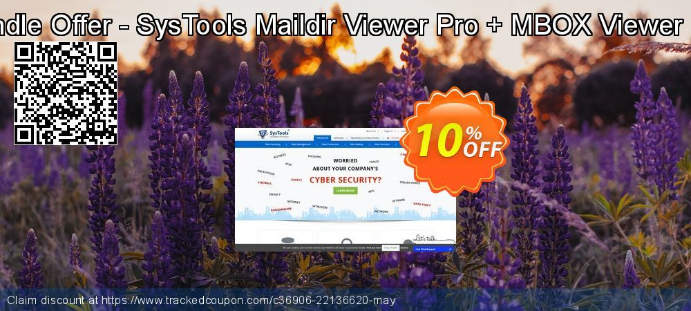 Bundle Offer - SysTools Maildir Viewer Pro + MBOX Viewer Pro