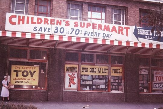 retro retail stores photo toys r us 1948 vintage stores toys r us toys shop 1948