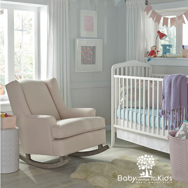 Preston Runner Rocker Features Arched Back With Legs In Driftwood Or  Espresso. Over 100 Fabrics. Nursery ChairsModern ...