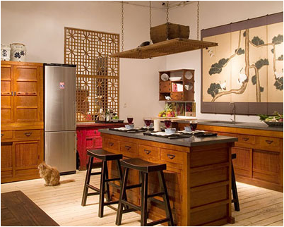 Asian Style Kitchen Ideas - Home and Family | kitchen | Pinterest ...