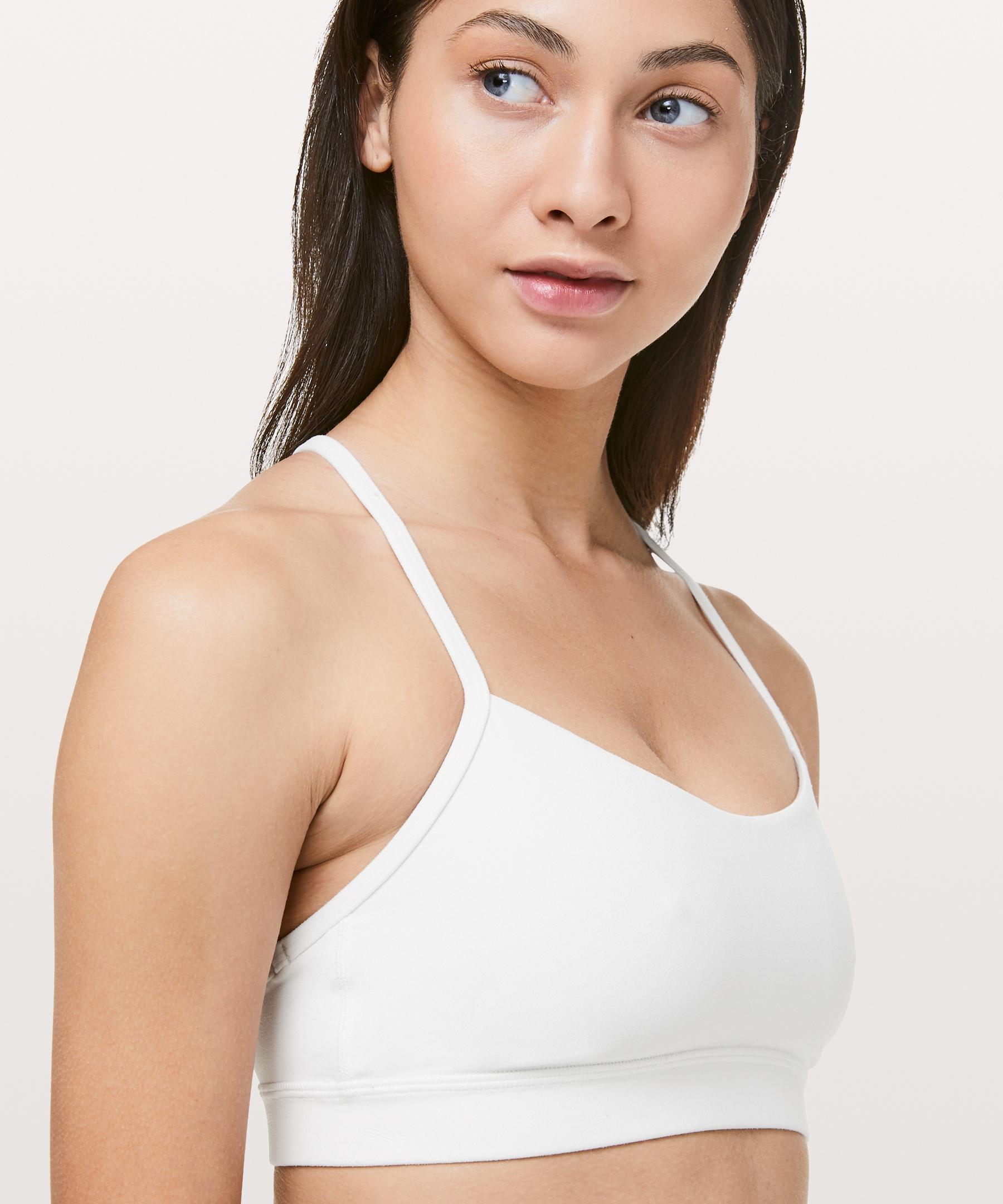 Yoga Bras for Women Padded Strappy Sports Bra - WF Shopping
