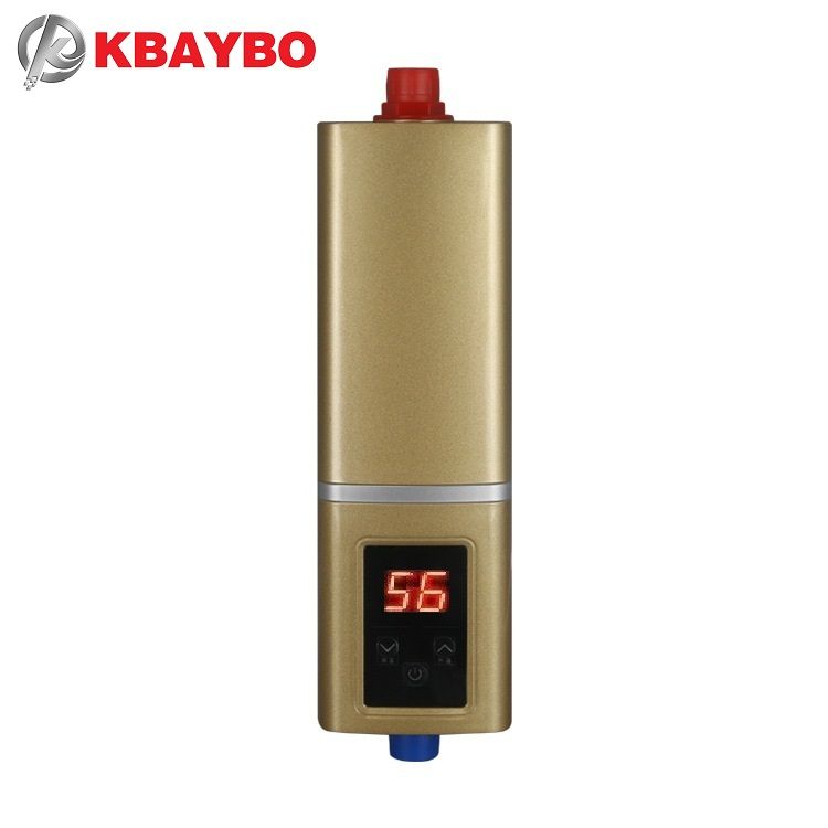 5500w Instantaneous Water Heater Tap Electric Water Heater Instant Shower Thermostat Heating Maxi Water Heater Electric Water Heater Instantaneous Water Heater