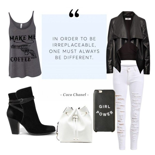 """""""Girl Power"""" by march-d-la-march on Polyvore featuring HIDE, AllSaints and Sole Society"""