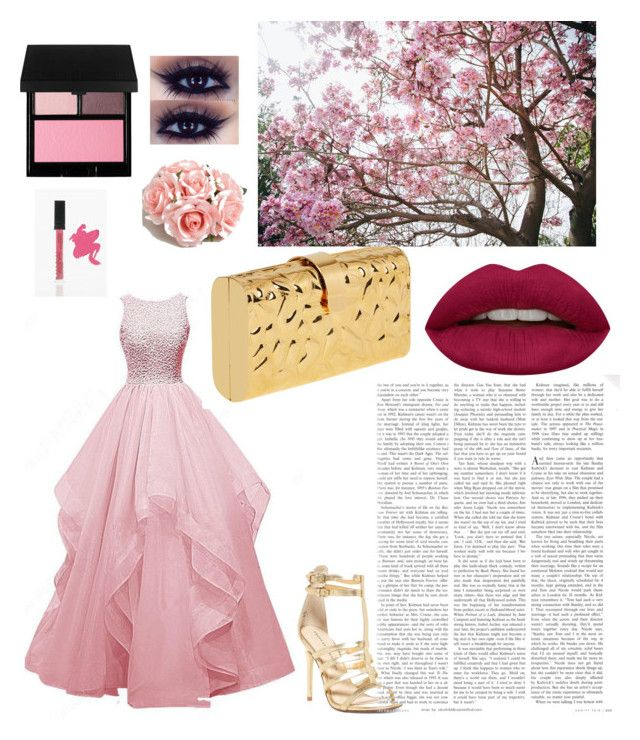 Makeup liked on Polyvore featuring beauty products and