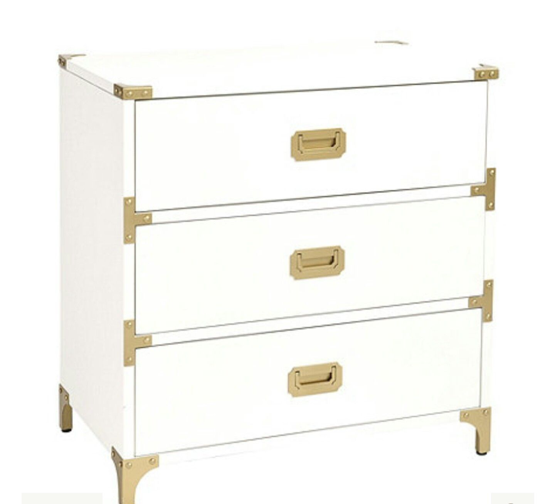 ballard designs charlotte campaign chest | furniture loves | pinterest