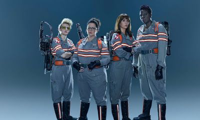 Ghostbusters 2016 Film Cosplay Abby Yates Patty Tolan Costume Jumpsuit Halloween
