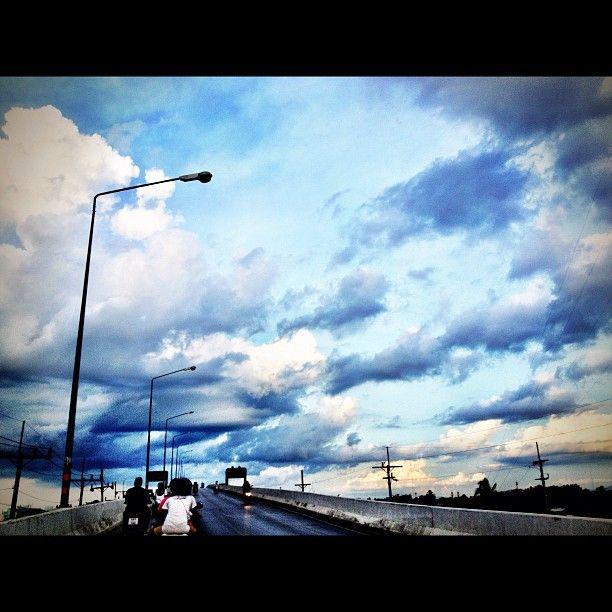 Thailand, Pattani  สะพานปลาปัตตานีค่ะ