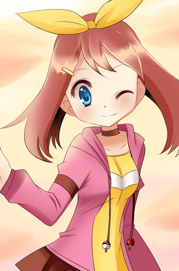 May ~ by KurumiErika on DeviantArt | Pokemon characters