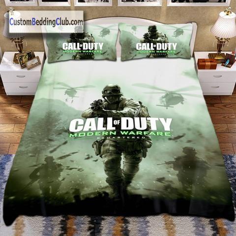 Modern Warfare Call Of Duty Bedding, Call Of Duty Queen Bedding
