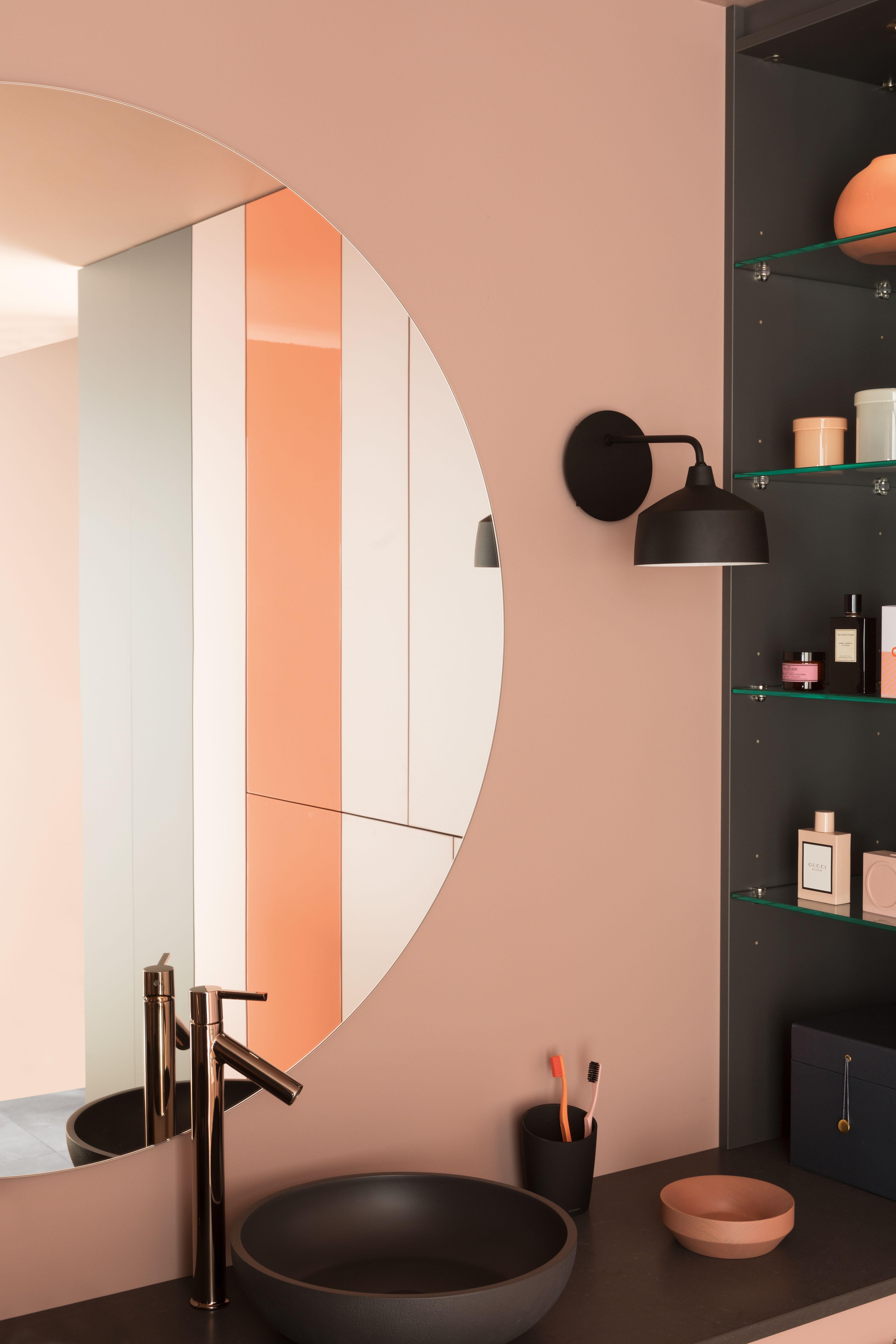 44+ Couleur tendance salle de bain 2019 inspirations