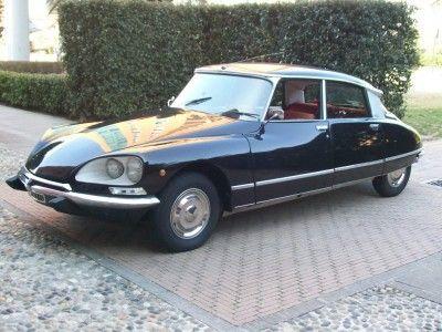 1975 #Citroen DS 20 Pallas semi-automatica - € 27.500