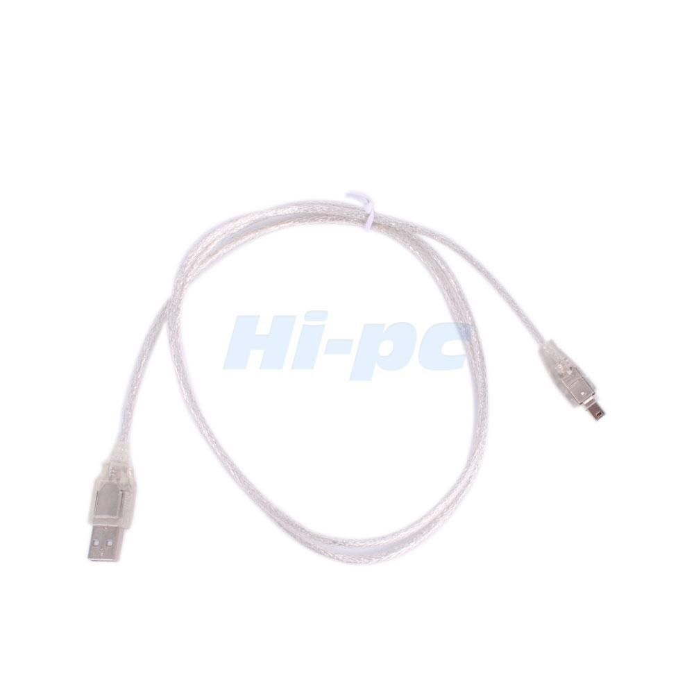 NEW USB To Firewire iEEE 1394 4 Pin iLink Adapter Cable | Cable