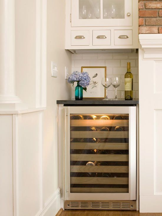 1000+ ideas about Wine Fridge on Pinterest | Wine cellars, Wet ...