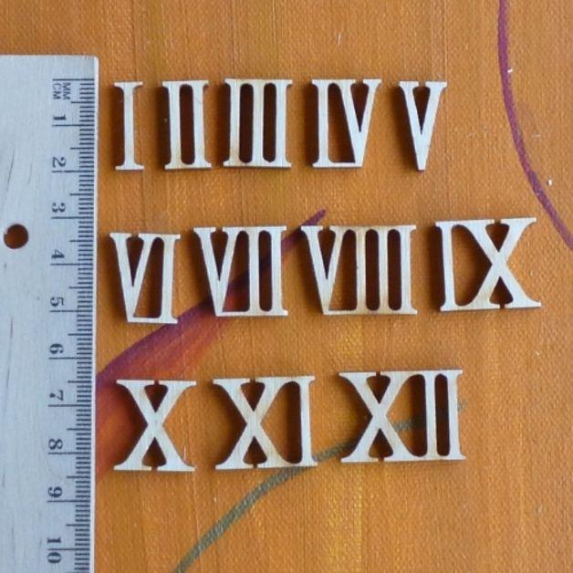 R 246 Mische Ziffern Zahlen 19 Mm Hoch 1 12 Ziffern Roman