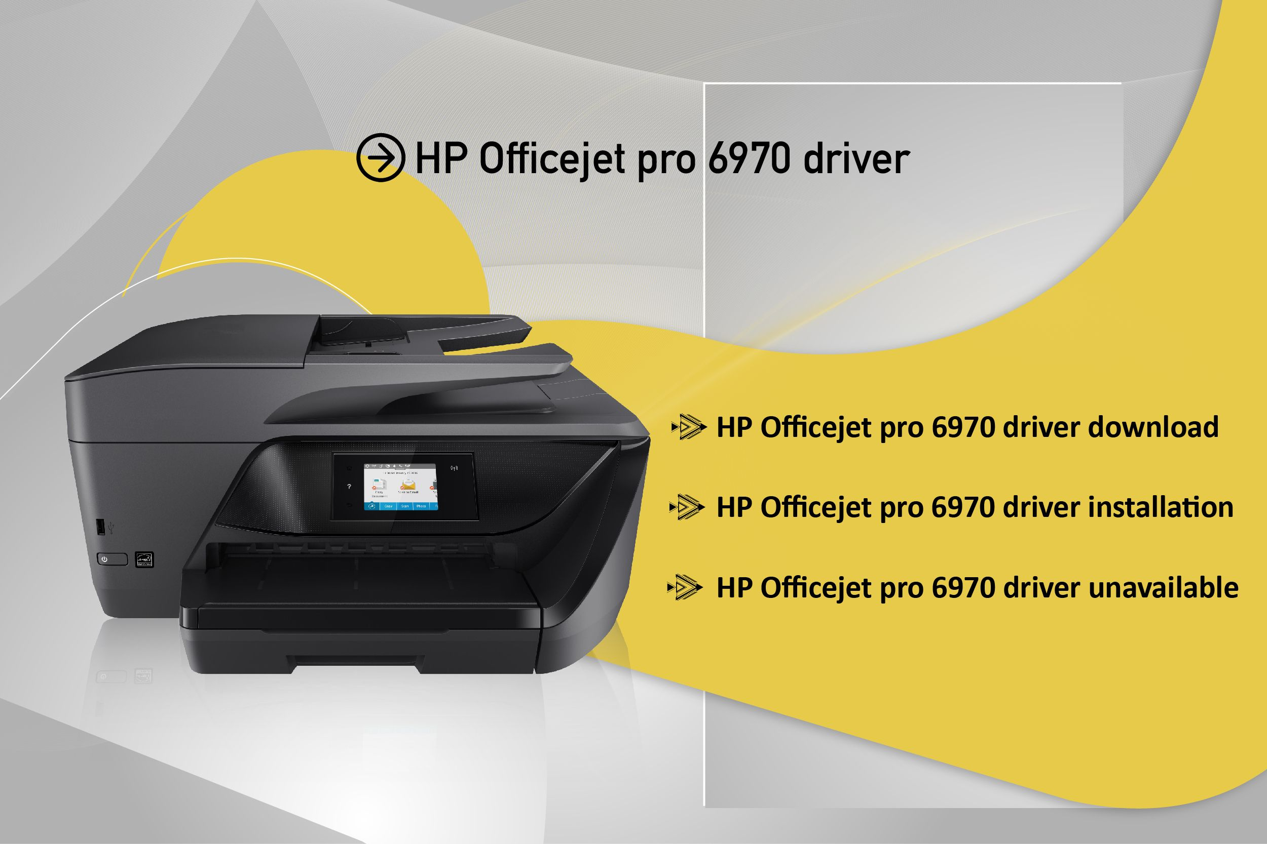 Why is your printer shows Driver unavailable message? Fix HP
