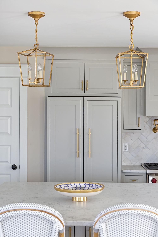 Brass accents | дизайн интерьера | Pinterest | Cocinas, Pisos nuevos ...