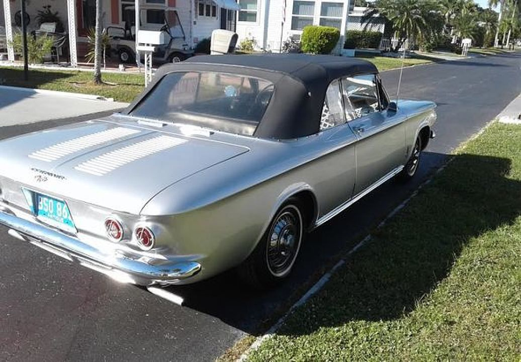 1963 Chevrolet Corvair for sale near LAS VEGAS, Nevada 89119 ...