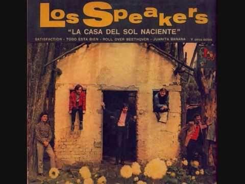 Los Speakers - La casa del sol naciente (1965) (+lista de reproducción)