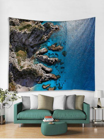 Sea Print Art Decoration Wall Tapestry images