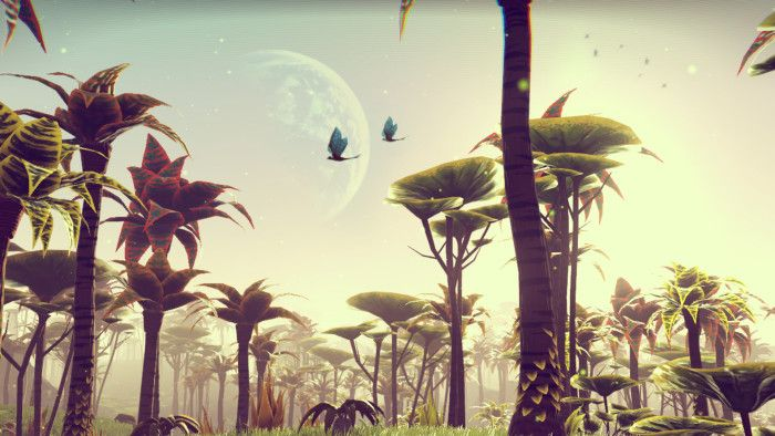 No Man's Sky - Procedurally Generated Ecosystem | Art, Tech