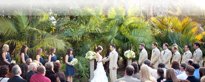 Beach wedding venues in san diego  San Diego Wedding Locations  Paradise Point  Wedding Venues