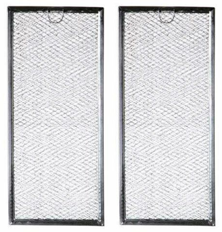 Microwave Grease Filter Wb06x10596 Replacement For Many Ge Microwaves 2pack Learn More By Visitin Ge Microwave Countertop Microwave Countertop Microwave Oven