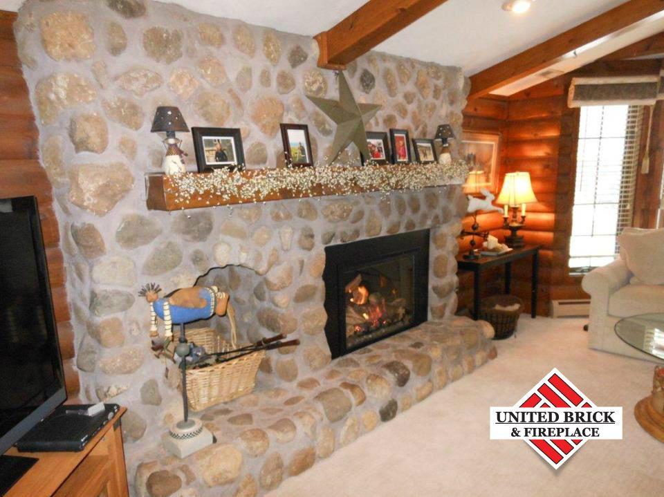 Fv44i Mendota Gas Insert Fireplace Brick Fireplace Home