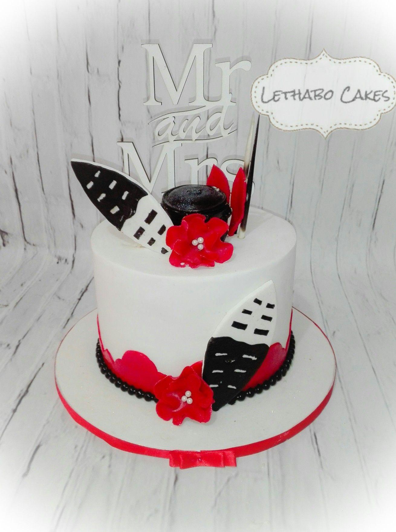 Siswathi African traditional cake   Wedding Cakes by me   Pinterest ...