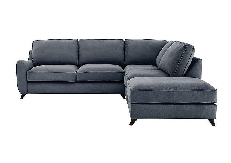 Carrara Corner Chaise Sofa Furniture Village Lounge