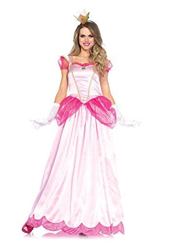 Leg Avenue Womenu0027s Classic Pink Princess 68  sc 1 st  Pinterest & Leg Avenue Womenu0027s Classic Pink Princess 68 | Cool Halloween ...