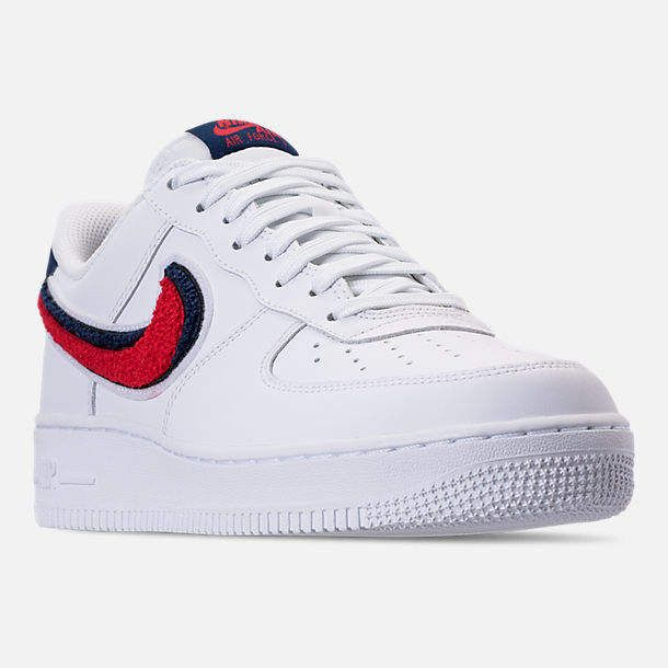 993a2245a473 Men s Nike NBA Air Force 1  07 LV8 Casual Shoes in 2019