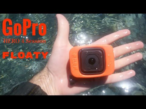 #Floaty #GoPro #HERO4 #Session #accessory #tech #technology