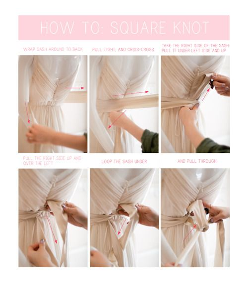 Pin By Cami Anne Photography On Simple Wedding Square Knot Easy Wedding Planning Sash