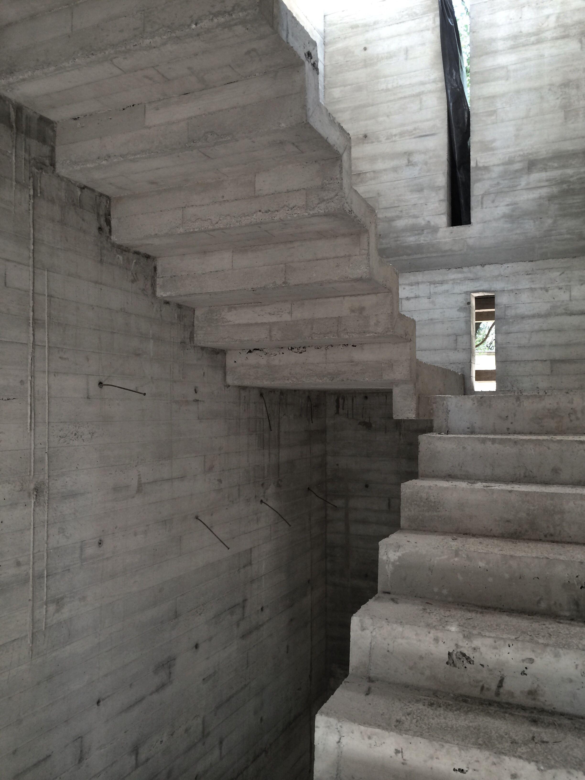 n cleo de escaleras en la casa coyoac n por santorojo
