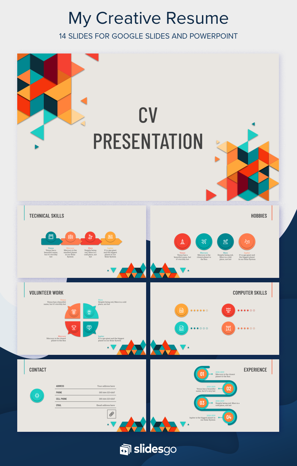 My Creative Resume Free Presentation Presentasi Desain Cv Gambar Kehidupan