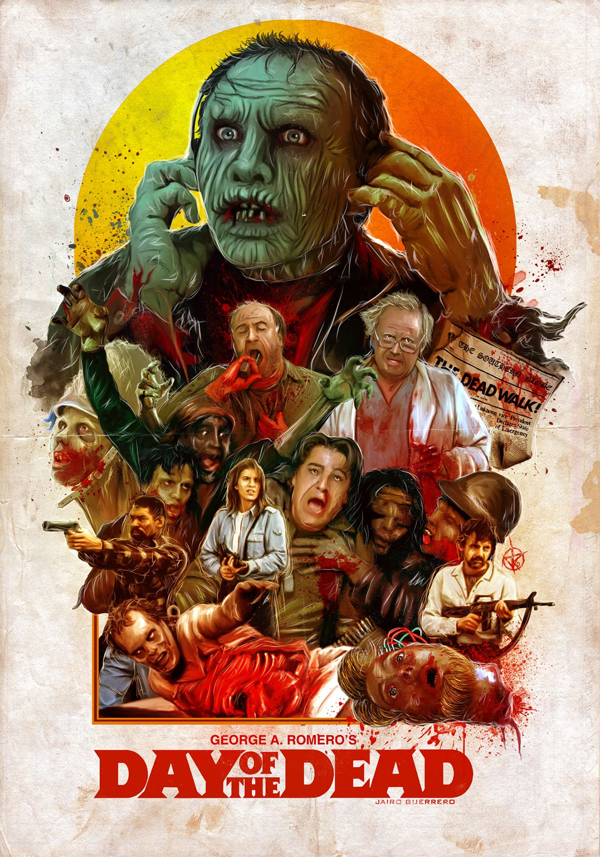 Day of the Dead / Zombie 2 (1985)
