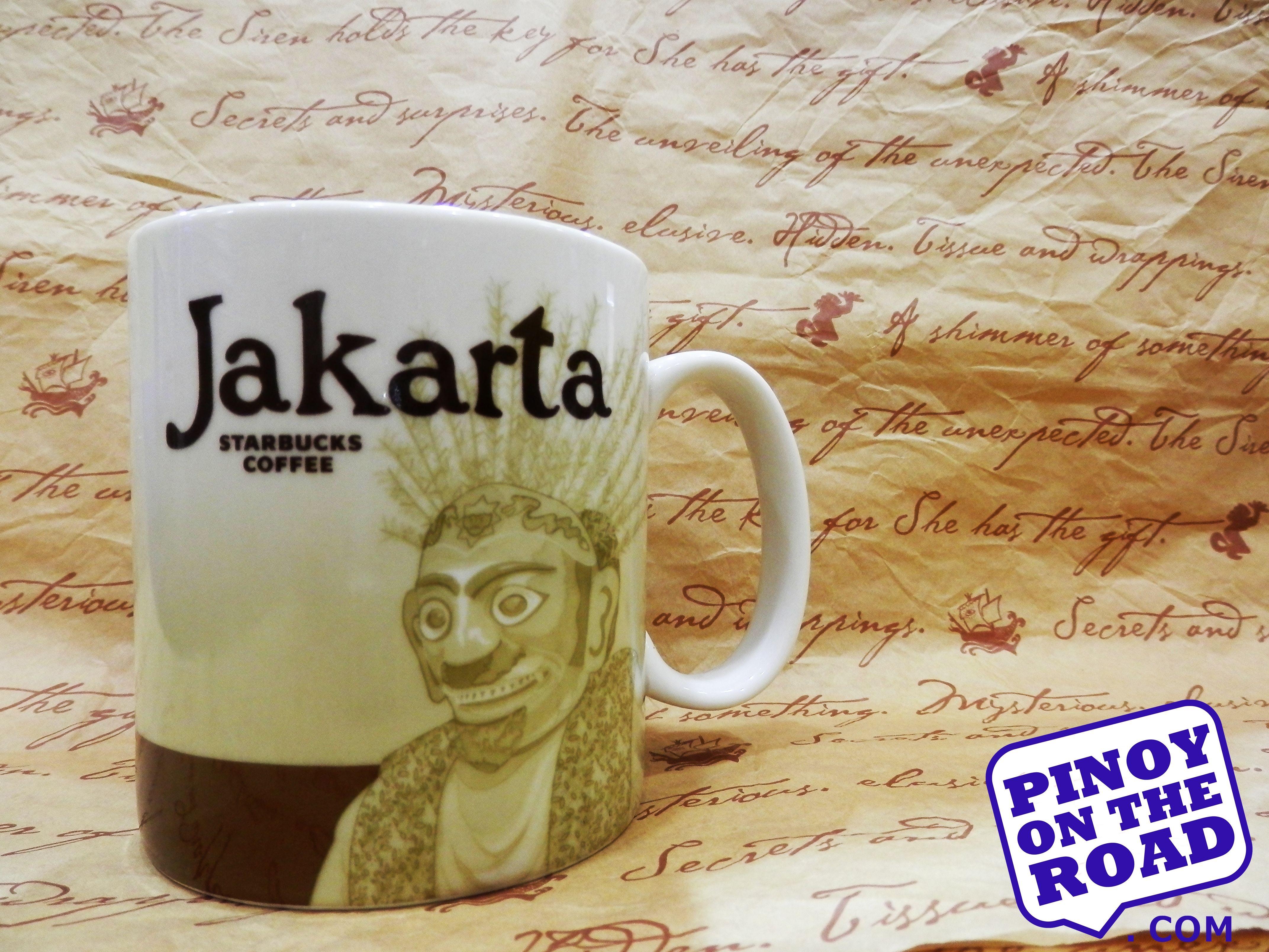 Starbucks Jakarta Icon Mug Starbucks, Mugs, Starbucks coffee
