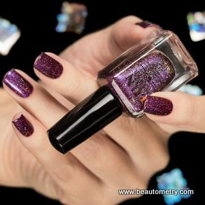 F.U.N. Lacquer- New Year 2016- Glory