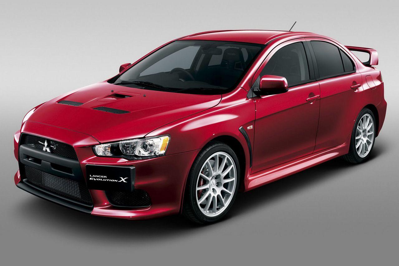 Mitsubishi lancer evolution x looks like a fine red aircraft auto vehicle