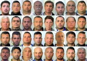 Palermo, mafia e droga: 39 arresti