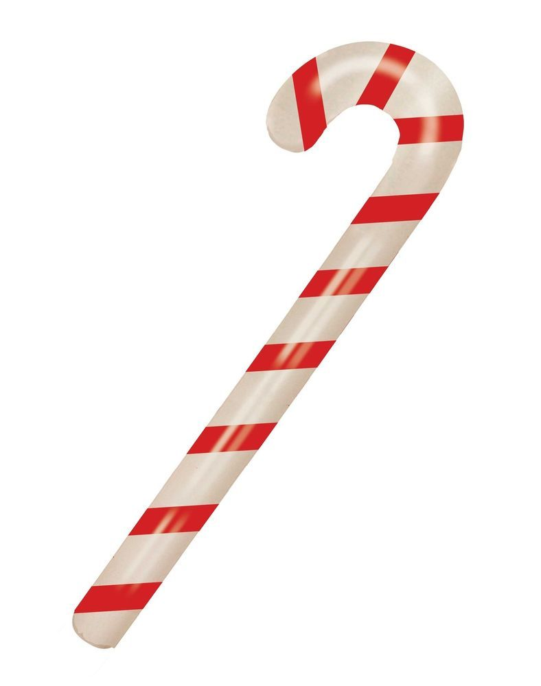 Christmas Holidays Decoration Large Inflatable Candy Cane Elf Santa Grotto 90cm