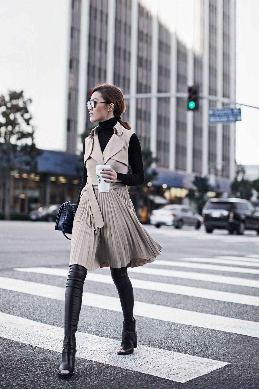 Trench Coat Dress | Tsangtastic | Bloglovin'