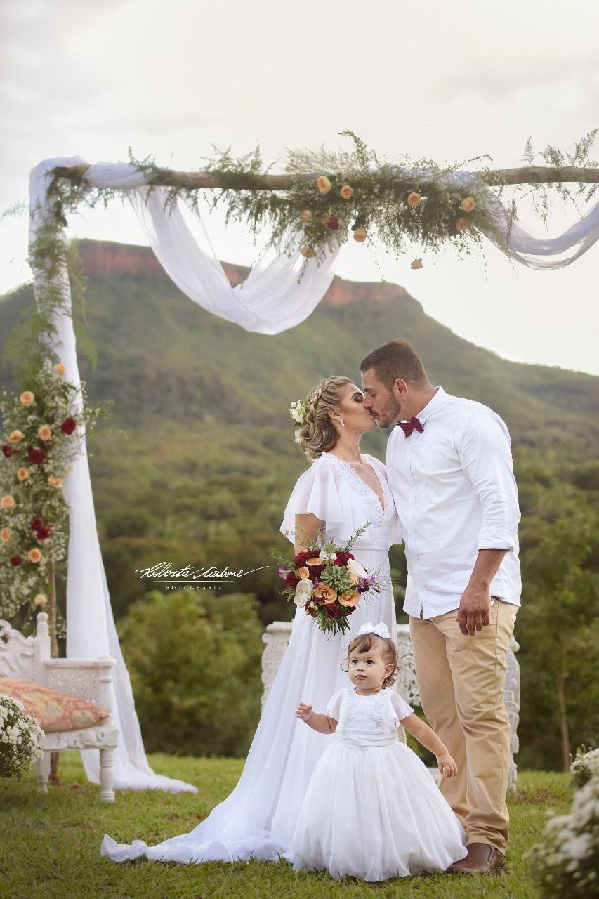 Casamento Ao Ar Livre Casamento Ao Pe Do Morro Casamento Dos