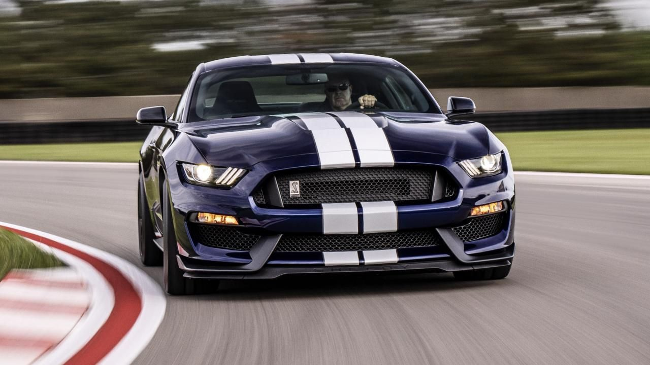 Shelby Mustang Gt350 Review Gt500 S Baby Brother Tested Ford