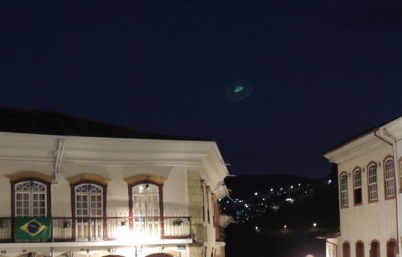 Teria um OVNI aparecido na cidade de Ouro Preto, MG - Brasil, durante a Copa do Mundo de 2014? » OVNI Hoje!