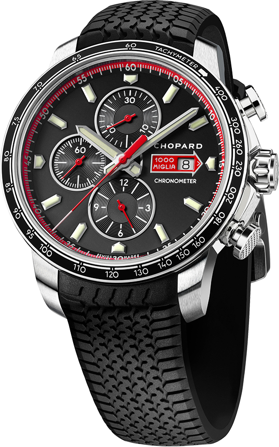La Cote des Montres   Les montres Chopard Collection Mille Miglia GTS  Automatic, Power Control et Chrono - Racing in style 9add7b8bdbc6