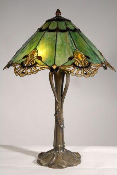 """Majorelle"" Table Lamp"
