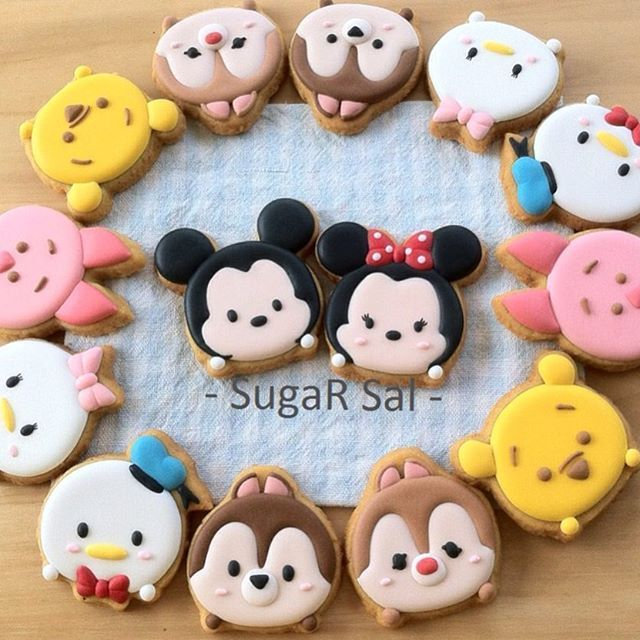 Tsum tsum cookies #sugarcookies #tsumtsum #tsumtsumcookies #disneytsumtsum #disneytsumtsumcookies #decoratedcookies #customcookies #royalicingcookies #handmade #handmadecookies #cutetsumtsum #disneycookies #kukishias #cookiesdecorating #cookiesjakarta #cookiesoftheday #instacookies #cookiesofinstagram