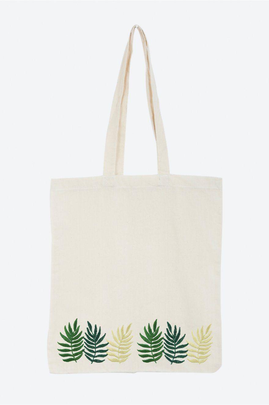 Sew & saunders foglie di felce - ricamo - Schemi per ricamo libero - DMC